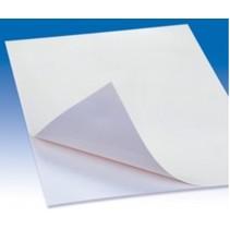 Lysende papir A4, 1 ark, selvklæbende