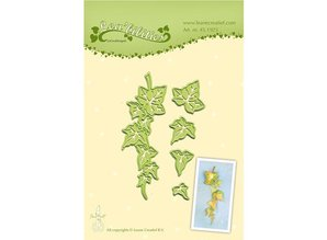 Leane Creatief - Lea'bilities Punching and embossing template: Ivy