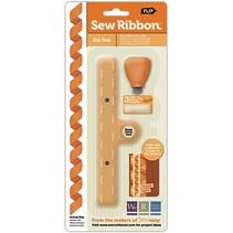 Sew Ribbon Tool and Stencil, ZigZag, tool