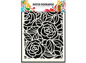 Dutch DooBaDoo Mask Stencil