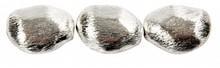 Schmuck Gestalten / Jewellery art 3 perline grumo, dimensioni 20x15x8 mm