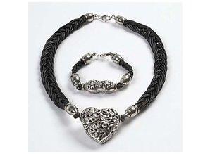 Schmuck Gestalten / Jewellery art 10 cap, dimensioni 11x20 mm, argento antico