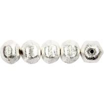5 Exklusive Perle, Nuss, D: 10 mm