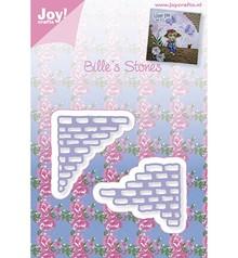 Joy!Crafts und JM Creation Punzonatura e goffratura modello: pezzi di pietra