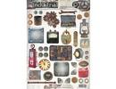 Studio Light A4 Bogen: Industrial