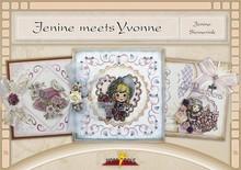 Bücher und CD / Magazines Hobbydols 76 - Jenin incontra Yvonne