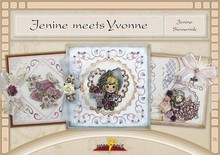 Bücher und CD / Magazines Hobbydols 76 - Jenine meets Yvonne