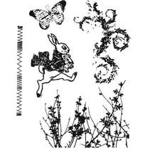 Stamp Set: Spring sprong CMS084