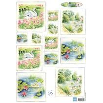 Bilderbogen: Tiny's Swans 2