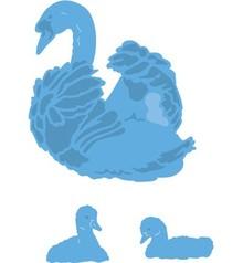 Marianne Design Punzonatura e goffratura modello: Tiny Swan