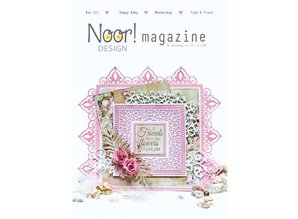 Joy!Crafts und JM Creation Noor Magazine No.10