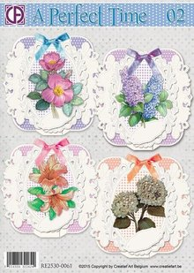 BASTELSETS / CRAFT KITS: Complete maps Bastelset, for different occasions