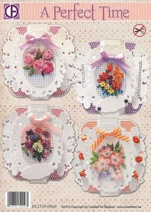 BASTELSETS / CRAFT KITS: Complete maps Bastelset, for many occasions