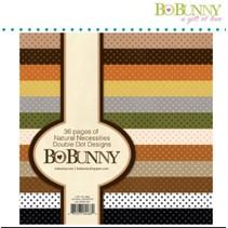 BoBunny, Designerblock mit Punkten