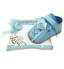 Joy!Crafts und JM Creation Punzonatura modello: Scarpe 3D del bambino