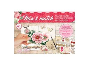 BILDER / PICTURES: Studio Light, Staf Wesenbeek, Willem Haenraets Mix & Match Making Cards A5 bog nr.02