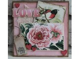 Easy 3D Mix & Match Making Cards A5 Buch nr.02