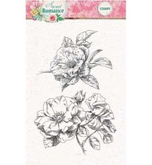 Studio Light Transparent stamp: Sweet Romance