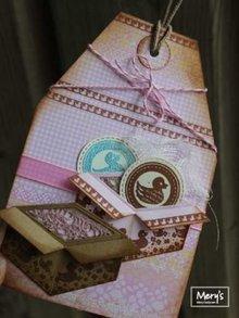 Joy!Crafts und JM Creation Joy Crafts, Design, stamping and embossing stencil