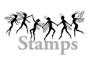 Stempel / Stamp: Transparent Transparent stamp: Feeen