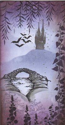 Stempel / Stamp: Transparent Stamp Trasparente: Fairy Bridge (Fairybridge)