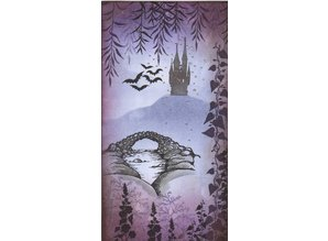 Stempel / Stamp: Transparent Transparent Stempel: fe Bridge (Fairybridge)