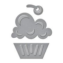 Stanz- und Prägeschablone: Cupcake