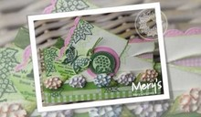 Joy!Crafts und JM Creation Gennemsigtig stempel, 11 designs