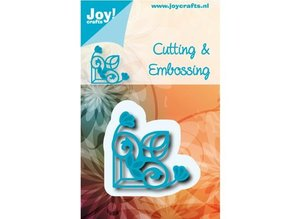 Joy!Crafts und JM Creation Punching and embossing template: Vintage Corner