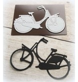 Joy!Crafts und JM Creation Stanz- und Prägeschablone: Fahrrad