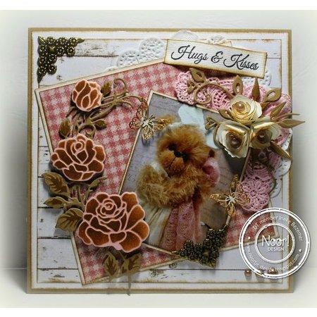 Marianne Design Marianne Diseño, estampación y cliché de estampado, Craftables - Rose Corner