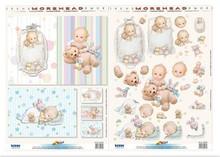 BILDER / PICTURES: Studio Light, Staf Wesenbeek, Willem Haenraets IMAGES and designs: punchboards, BABY