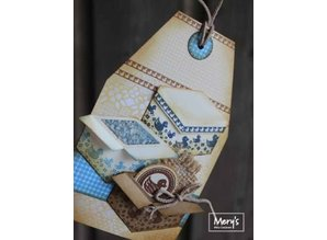 Joy!Crafts und JM Creation Joy Crafts, Noor! Design, Baby, 105x148 mm, 12 Baby Mønstre