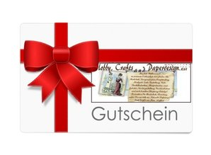 Geschenk Gutscheinen