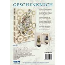 Bastelpackung: flowerart libro de regalo