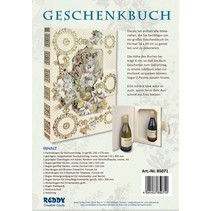 Bastelpackung: Geschenkbuch FlowerArt