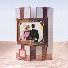 """Exlusiv Deluxe Card Set, """"Decadent Moments"""""""