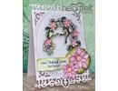 Heartfelt Creations aus USA EXCLUSIVO HEARTFELT de los EE.UU.! Sello Juego: Guiño de la rana
