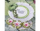 Heartfelt Creations aus USA EXCLUSIVE inderlige fra USA! Stempel Set: Water Lily