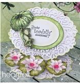 Heartfelt Creations aus USA EXCLUSIVE HEARTFELT aus den USA! Stempel Set: Froggy Hangout