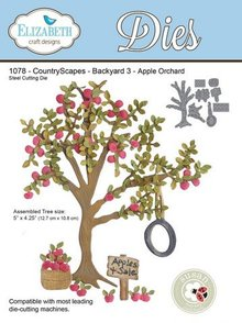 Elisabeth Craft Dies Elizabeth Craft Design The Country Scapes, Apple Tree