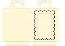 REDDY Koffer-Set für Ihre selbstgebastelten Karten!
