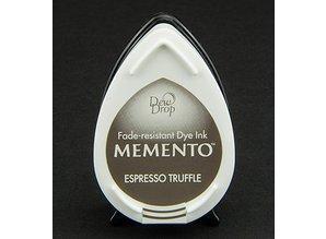 FARBE / INK / CHALKS ... MEMENTO dewdrops stamp ink InkPad Espresso Truffle