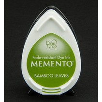 Memento dugdråber stempel blæk InkPad-Bamboo Blade