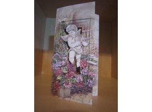 BASTELZUBEHÖR / CRAFT ACCESSORIES OLBA, set di 4 bit di stampaggio per Olba fiori pinze