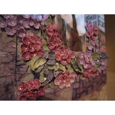 Exlusiv Bastelset for flowers pliers: designs from Staf Wesenbeek