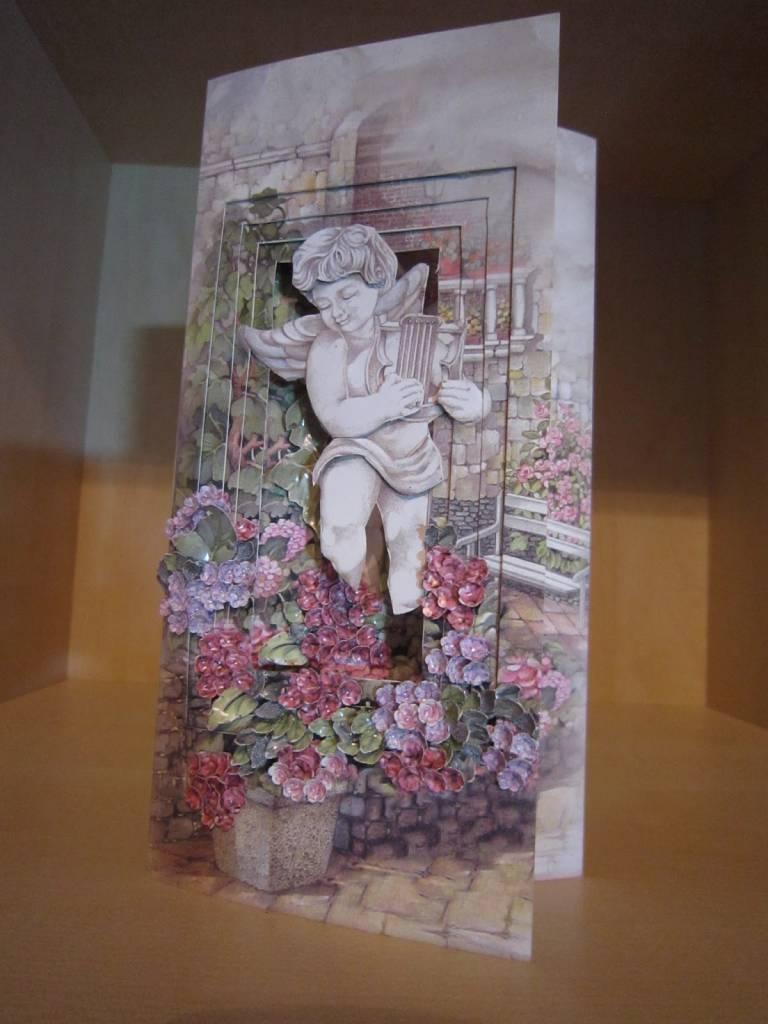 Bastelset für Blumenzange: Motive von Staf Wesenbeek