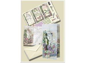 Exlusiv Bastelset de flores pinzas: Diseños de Staf Wesenbeek