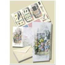 Bastelset for blomster tænger: designs fra Staf Wesenbeek