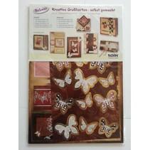 """Mapa de las mariposas conjunto de lujo """"2"""""""